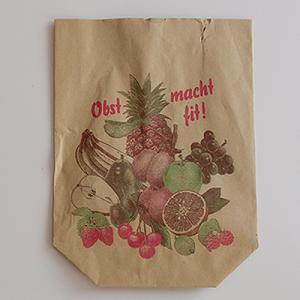 Obst Gemüse Tüten